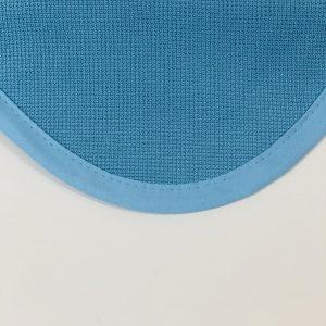 blaues reinigungs